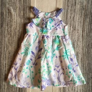 Toddler girl summer dress
